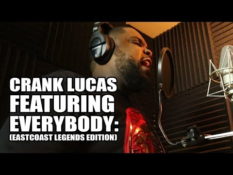 CRANK LUCAS FEATURING EVERYBODY [Eastcoast Legends Edition]