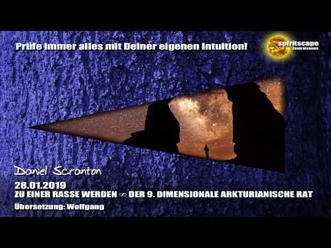 ZU EINER RASSE WERDEN ∞ DER 9. DIMENSIONALE ARKTURIANISCHE RAT