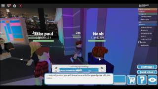 Big brother on roblox/ how to get ino the big brother house
