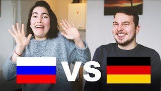Russische Vorurteile über die Deutschen | RU sub