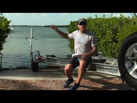 Ameratrail Essential Boat Trailer | Tips From The Pros (2017
