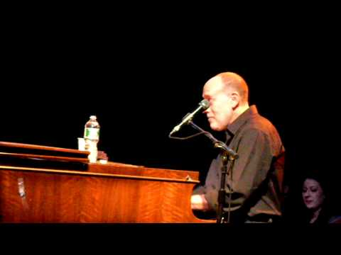 "Marc Cohn ""Walking In Memphis"" 01-14-12 FTC Fairfield CT"