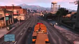 как украсть автомобиль в видео игры GTA учебник миссия 720p