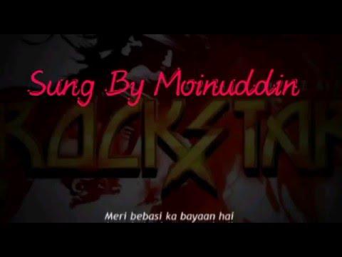 Aur Ho - Cover by Moinuddin S