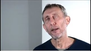 Michael Rosen dies because of hot food (YTP)