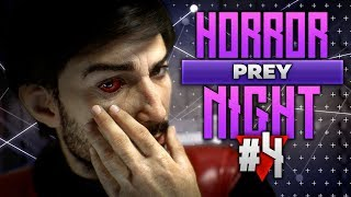 Стрим Prey Прохождение Вся жизнь обман Хоррор найт стрим - Horror night Прей #4