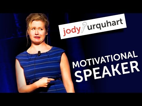 Funny Motivational Speaker – Jody Urquhart