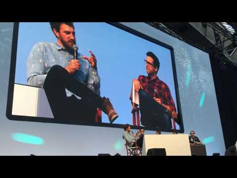 Dynamic Duos panel. VidCon 2017.