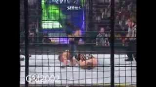 """GM"" Survivor Series 2002 highlights"