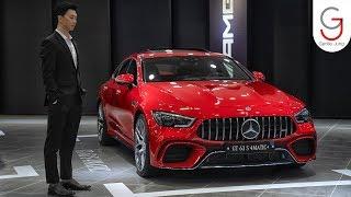 2억4천만원 짜리 벤츠 AMG GT 4도어 살까? | AMG GT 4-door 63s Coupe 4matic+