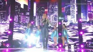 Julia Kedhammar - Du är inte ensam (Sweden) LIVE Junior Eurovision Song Contest 2014