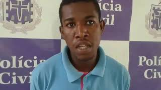 Pc De Itamaraju Prende Homicida Em Serra/es E