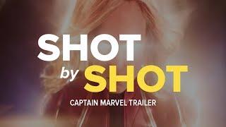 Captain Marvel Trailer - Shot-By-Shot Breakdown