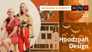 Branding &amp Identity Design with Hoodzpah Design - 2 of 2