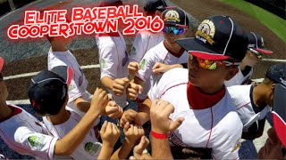 12u elite baseball cooperstown tournament 2016