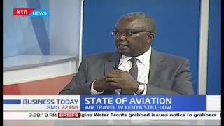 State of aviation : Why Air travel in Kenya is gradually growing Part 2