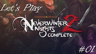 Let's Play Neverwinter Nights 2, Part 1 – The High Harvest Fair