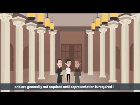 What is the difference between a lawyer, solicitor and barrister?