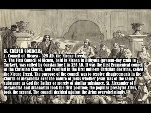 Church History: Political Union