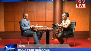 On the Spot- Jennifer Musisi KCCA Exec Dir seg1
