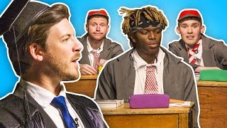 SIDEMEN GO BACK TO SCHOOL