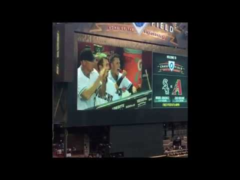 Dbacks vs. White Sox 2017