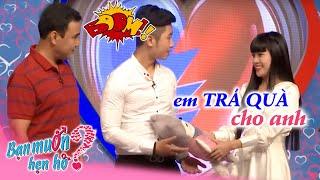 Hoàng Long - Hoàng Sang | Thanh Tân - Lê Nga | BẠN MUỐN HẸN HÒ | Tập 225 | 05/12/2016