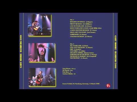 Gary Moore - 15. The Blues Is Alright - Hamburg, Germany (13th Mar. 2000)
