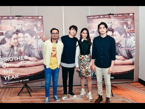 Brother of The Year Star Tour in Malaysia - Press Con #BrotherofTheYear #BrotherofTheYearinMY