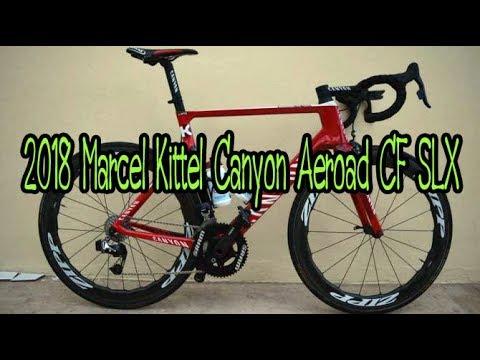 2d990c317 2018 Marcel Kittel Canyon Aeroad CF SLX - YouTube