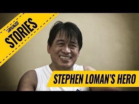 Brave 22: Stephen Loman's Hero