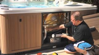 How to Fix an Air Lock in Your Spa : Pools & Spas