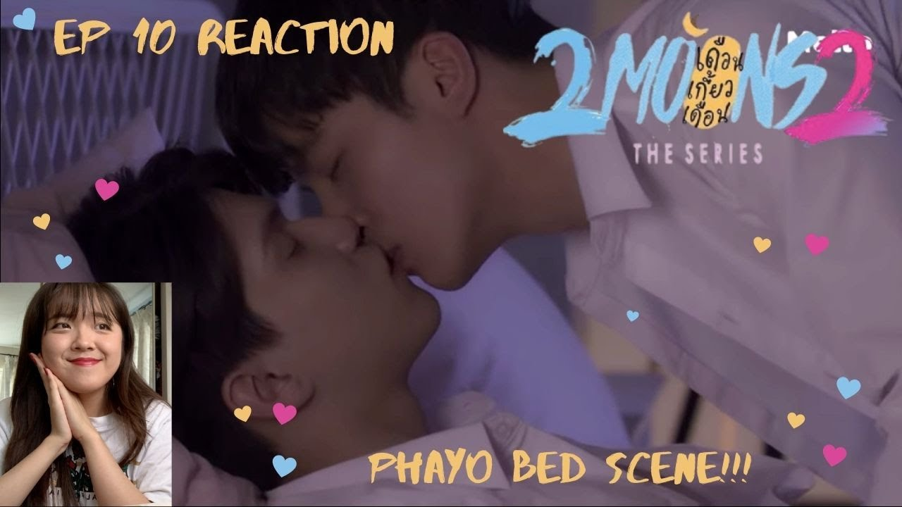 2Moons2 ep 10 Reaction (Full video in description)