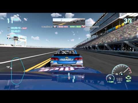 3 Wide Racing- Daytona Duels at Daytona