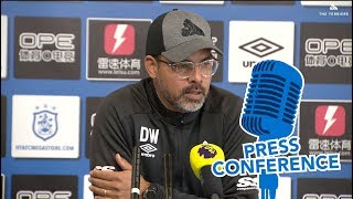 🧢 PRESS CONFERENCE | David Wagner previews Chelsea
