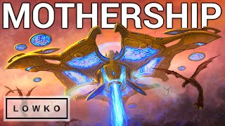 StarCraft 2: MOTHERSHIP Timing Attack! (Stats vs Serral)
