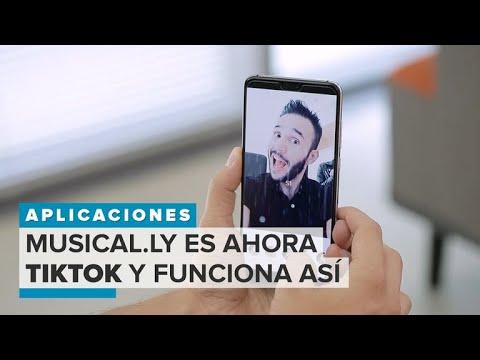 Qué Es TikTok Y Cómo Se Utiliza - Antiguo Musically