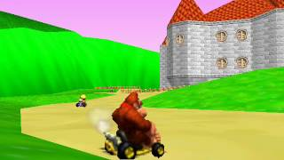 Mario Kart 64: What a Pity!