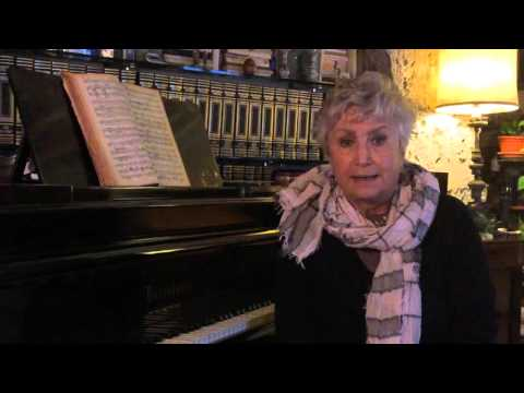 Intervista a Giovanna Lomazzi - Concorso Lirico Andrea Chénier