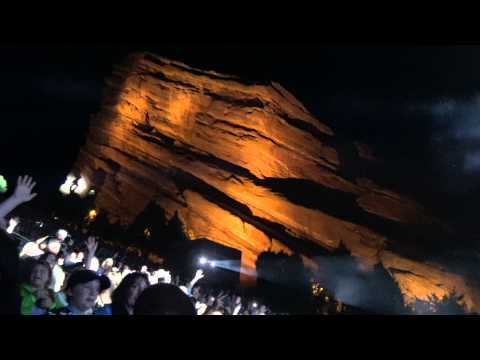 Peter Furler w/ Third Day: He Reigns & I Am Free - Live At Red Rocks In 4K