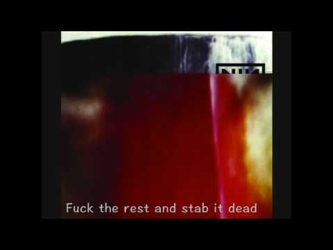 Somewhat Damaged  NINE INCH NAILS  ceAzer   OnScreenLyrics