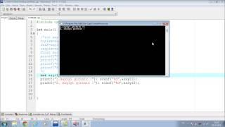 C Programlama Ders 3 Matematiksel İşlemler