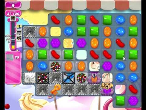 Candy Crush Saga LEVEL 2327 NO BOOSTERS