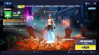 Fortnite PLAY THIS WHILE YOU CAN 200 BATTLE STAR (PATCHED)