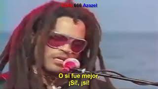 Lenny Kravitz — If you can't say no [en vivo] (subtitulada).