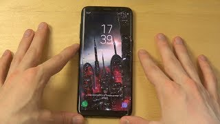 AMAZING Space Colony Live Wallpaper Samsung Galaxy S8 Review!