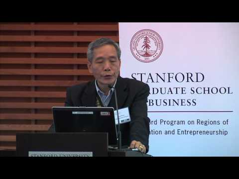 Kung Wang: Cross-Strait Cooperation on Intelligent City