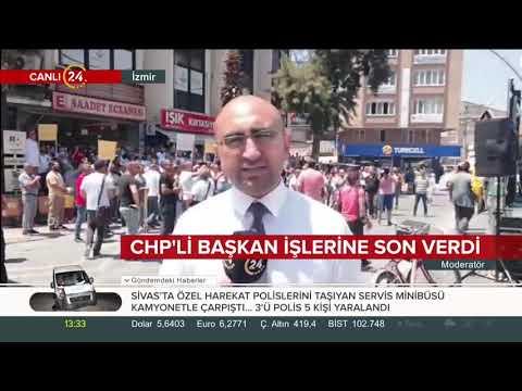 CHP'li Torbalı Belediye Başkanı İsmail Uygur, 425 çalışanı işten çıkardı