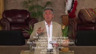 West Palm Beach Miracle Crusade - Mel Bond - Saturday, July 14th 2018