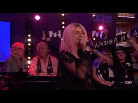 Roxeanne Hazes - Bloed, Zweet en Tranen - RTL LATE NIGHT